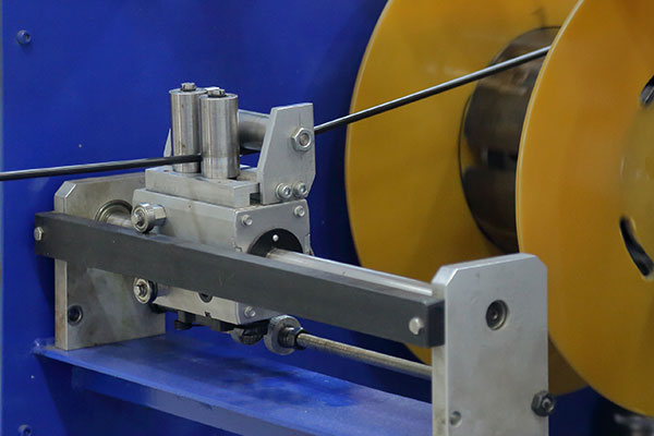 Cable Spooling Preparation